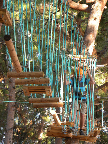 Monkey Park Adventure Activities Hirope 1