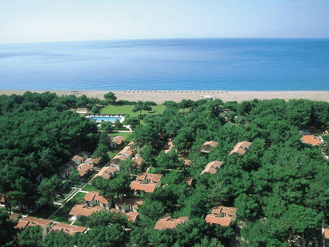 Monkey Park Adventure Accomodation Denizatı Holiday Village 2